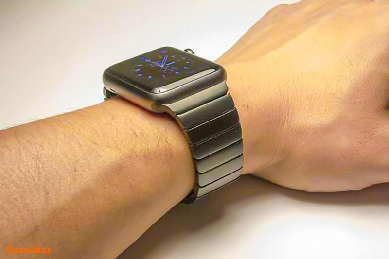 Apple watch aproce braslet metal stanless steel 12